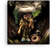 Wood Nymph Canvas Print