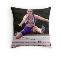 Hurdle Style Throw Pillow