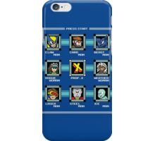 Mega X-Man iPhone Case/Skin