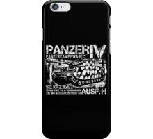 Panzer IV iPhone Case/Skin