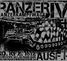 Panzer IV by deathdagger