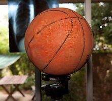 Basketball on Tripod :) by Steven Pearce