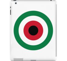 Kuwait Air Force - Roundel iPad Case/Skin