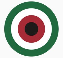 Kuwait Air Force - Roundel One Piece - Long Sleeve