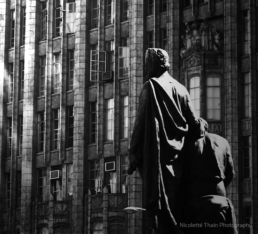 city guardian by Nicoletté Thain Photography
