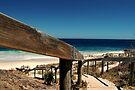 By the Beach by Richard Owen