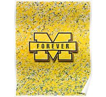 Michigan Forever Poster