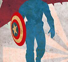 capitan america1 by kikolow