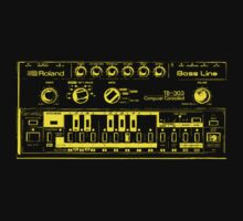 Roland TB-303 Bass Line by rigg