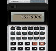 Vintage calc by waiting4urcall
