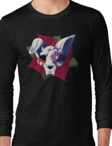 A Skull and a rose Long Sleeve T-Shirt