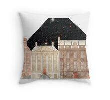 Universal rules apply Throw Pillow