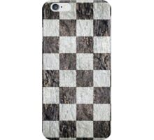 Vintage chess - grunge iPhone Case/Skin