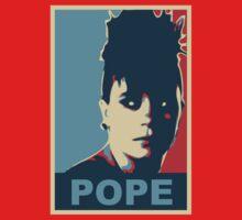 Pope  by Juilee  Pryor
