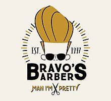 Bravo's Barbers - Man I'm Pretty! by RetroReview