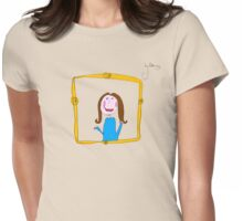 by Bethany - Mirror Womens Fitted T-Shirt