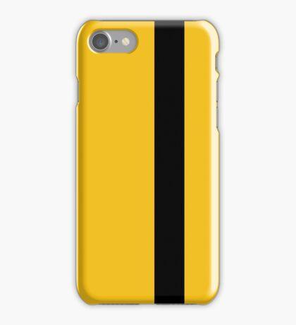 Black mamba iPhone Case/Skin