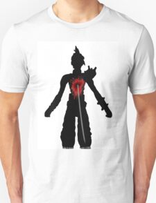 Cloud Death - Final Fantasy VII The Sacrifice Of Cloud T-Shirt
