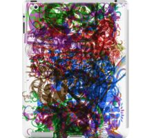No Reason Splat iPad Case/Skin