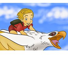 The rescuers down under by Eduardo Suñer