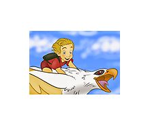 The rescuers down under Photographic Print