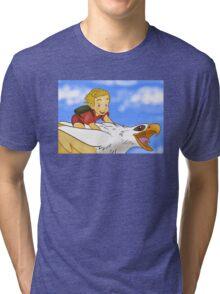 The rescuers down under Tri-blend T-Shirt