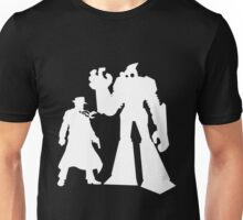 Colt and Petey, Crimefighters (White) Unisex T-Shirt