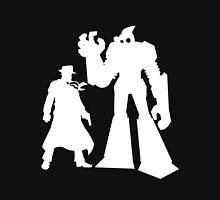 Colt and Petey, Crimefighters (White) Unisex T-Shirt