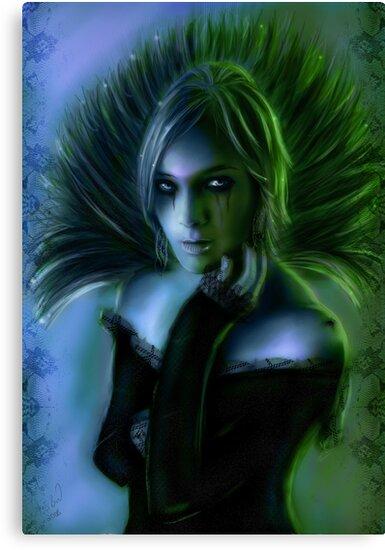 Black Widow by ForbiddenWhispers