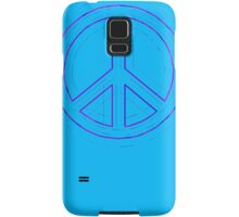 Peace Sign Symbol Abstract 4 Samsung Galaxy Case/Skin