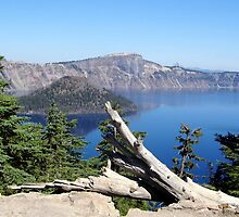 Our beautiful Crater Lake by heechasky