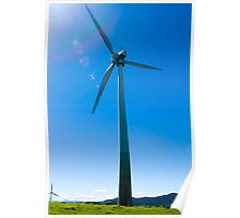 Wind - The Power to Change Poster