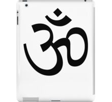 Indian Hindu Aum Om Symbol iPad Case/Skin