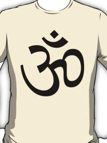 Indian Hindu Aum Om Symbol T-Shirt