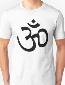 Indian Hindu Aum Om Symbol T-Shirt