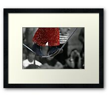 Define It Framed Print