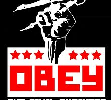 obey the civil engineer by teeshoppy