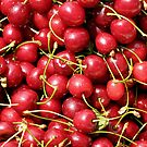 Cherries by Jenny Brice