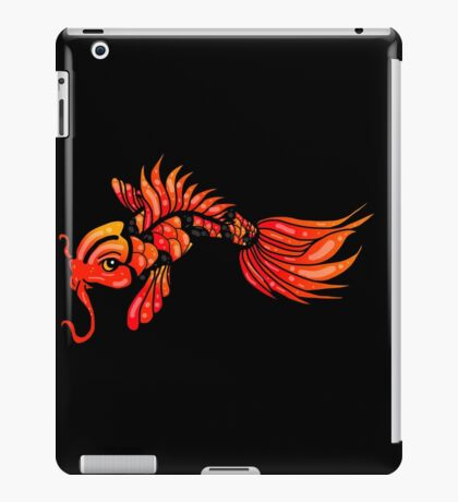 Red Koi Fish iPad Case/Skin