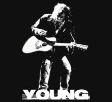 neil young by NostalgiCon