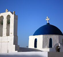 Chapels in Blue & White by SeeOneSoul