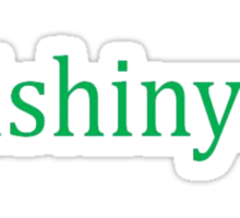 Irishinya? Sticker