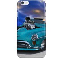 1948 Oldsmobile 'Pro Street' Convertible I iPhone Case/Skin