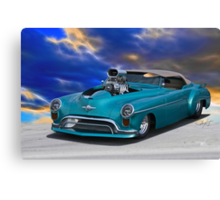 1948 Oldsmobile 'Pro Street' Convertible I Canvas Print
