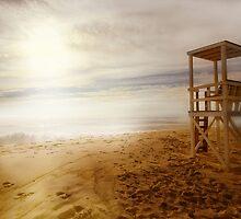Sun Rays by Artist Dapixara