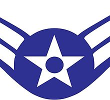 United States Air Force - Airman First Class by retromoomin