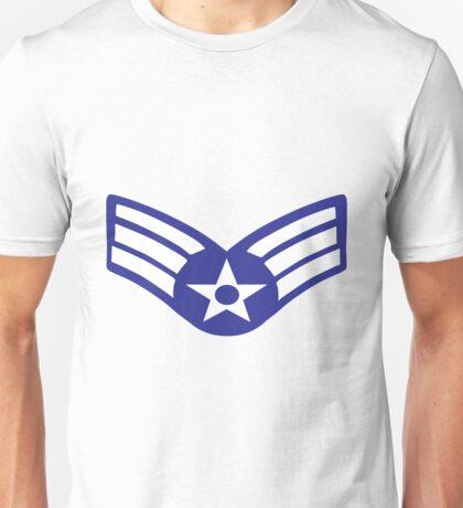 United States Air Force - Senior Airman Unisex T-Shirt