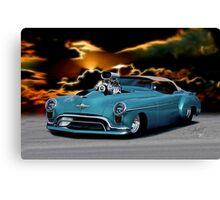 1948 Oldsmobile 'Pro Street' Convertible II Canvas Print