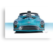 1948 Oldsmobile 'Custom' Convertible I Metal Print