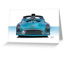 1948 Oldsmobile 'Custom' Convertible I Greeting Card